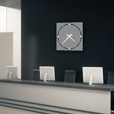 rellotge paret disseny HCGB