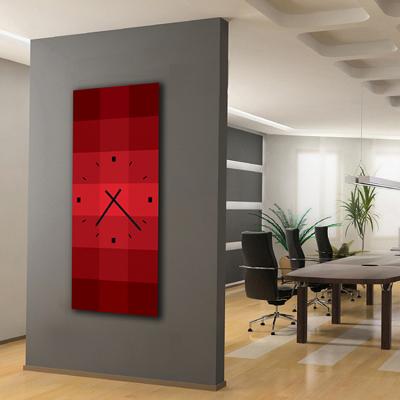 reloj pared diseño QRR