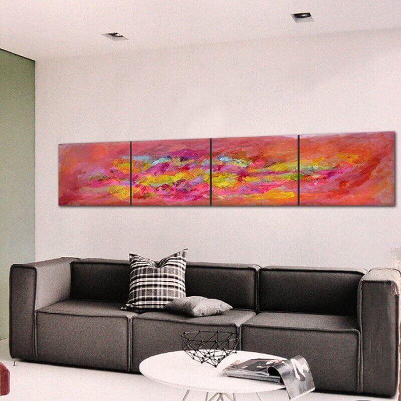 cuadros modernos abstracto despertar los sentimientos
