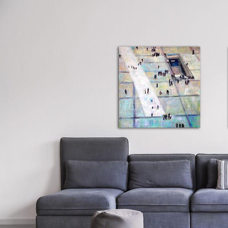 cuadros modernos de ciudades para el salón- urbanos - proporción II