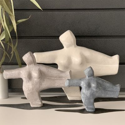 escultura moderna disseny configurar IV