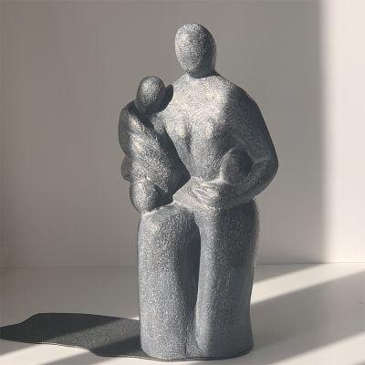 sculpture moderne design maternité