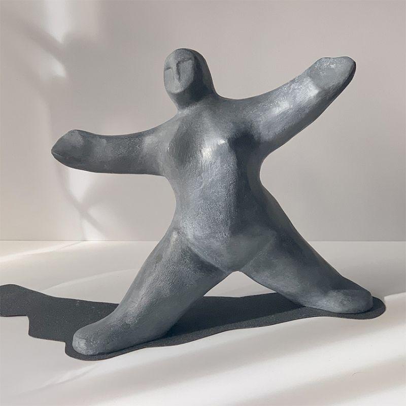 escultura moderna diseño expansión