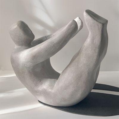 escultura moderna disseny equitat