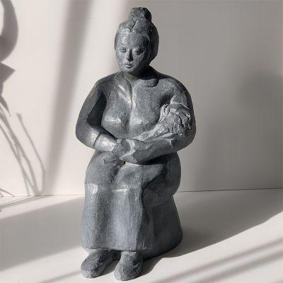 escultura moderna disseny anyorança