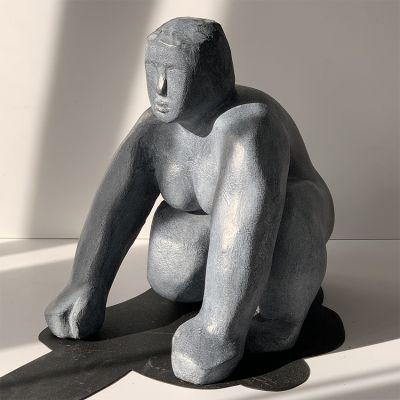 Sculpture moderne design potentiel