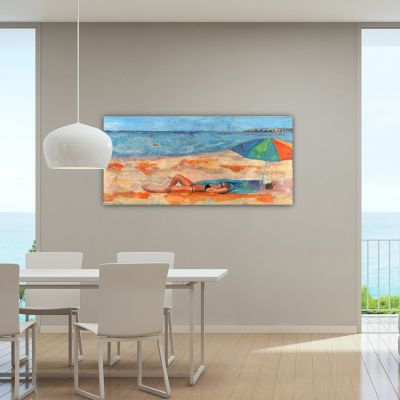 quadre modern figuratiu 85440