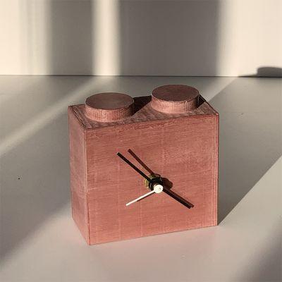 reloj de sobremesa diseño para decorar el despacho - diseño building-4