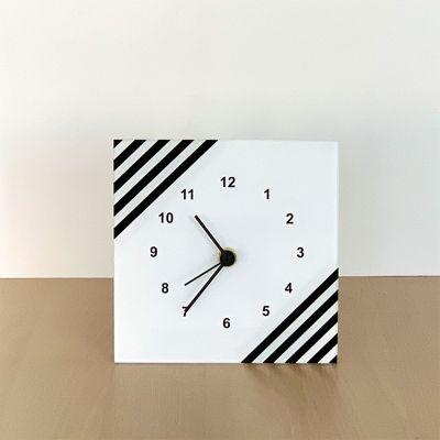 rellotge de sobretaula disseny RDIBL
