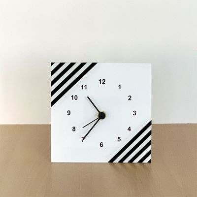 reloj de sobremesa diseño RDIBL
