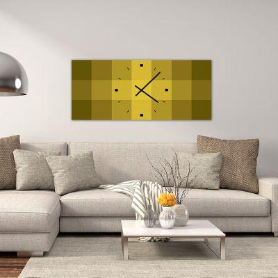 relojes de pared moderno para decorar el salón - diseño QRV
