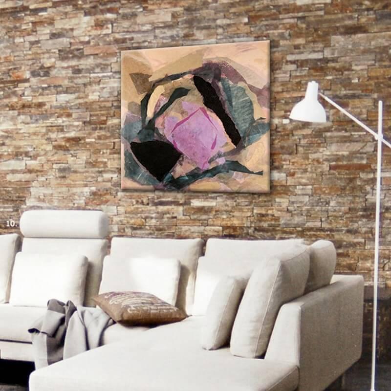 cuadros modernos abstractos para el salón-para ti