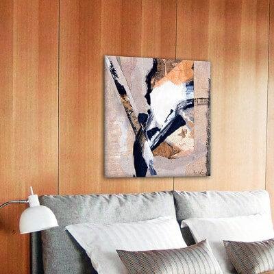 cuadros modernos abstracto intuición