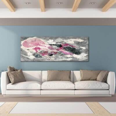 cuadros modernos abstractos-abstracto nostalgia