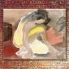 cuadros modernos figurativos para el salón-mujer levantándose