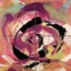 Quadre abstracte quadríptic il·lusió