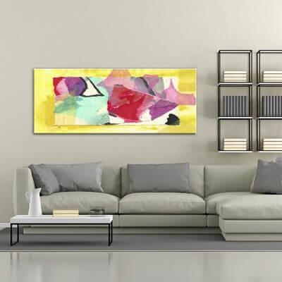 cuadros modernos abstracto síntesis