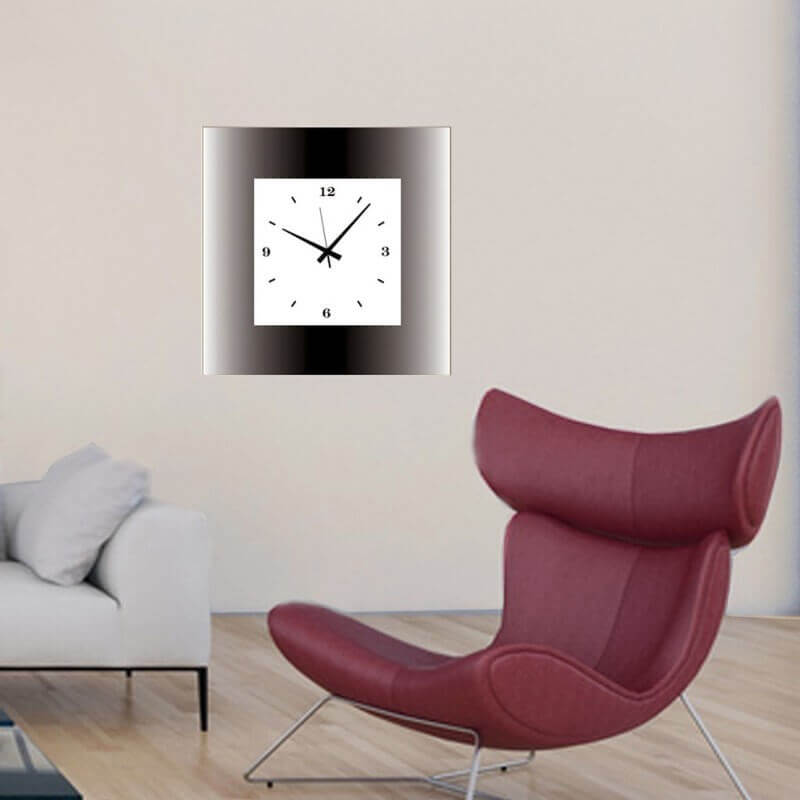 reloj pared diseño MTLQ