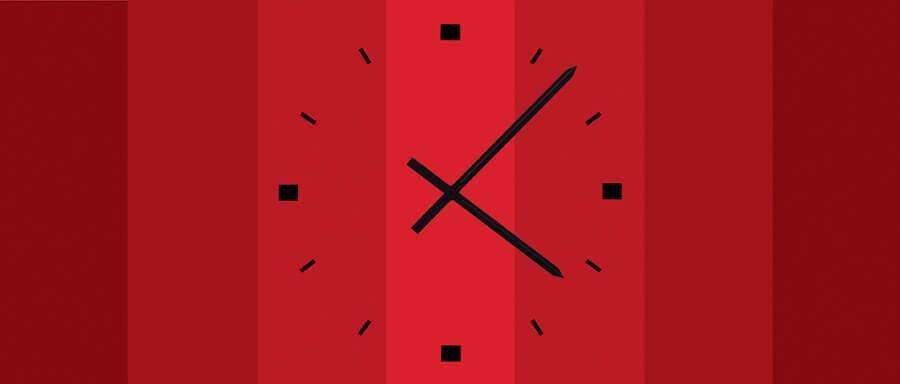 Rellotges de paret moderns