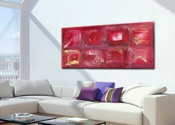 3 basic rules to follow when hanging a painting